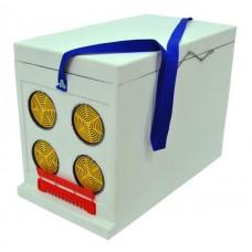 Транспортна кутия Дадан, небоядисана