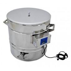 Матуратор от неръждаема стомана с подгряване, 200 л