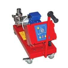 Засмукваща и силова помпа 0.37 kW, 230V (с токоизправител)