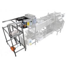 Разпечатваща машина с механизъм за подаване на рамки