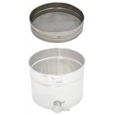 Сито от неръждаема стомана, за матуратор 100, 150 л