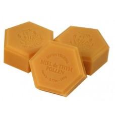 Сапун с мед и прашец