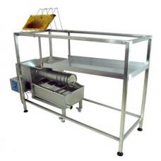 Разпечатваща машина с преса за восък 100 кг/ час