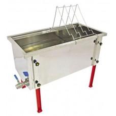 Подсилена маса за разпечатване на рамки Дадан-Блат, дължина 1500 мм